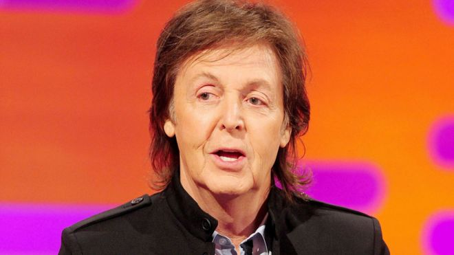 Sir Paul McCartney And Sony Reach Deal On The Beatles Song Rights