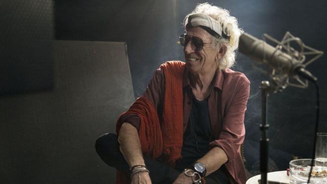 Keith Richards on life before the Stones started rolling