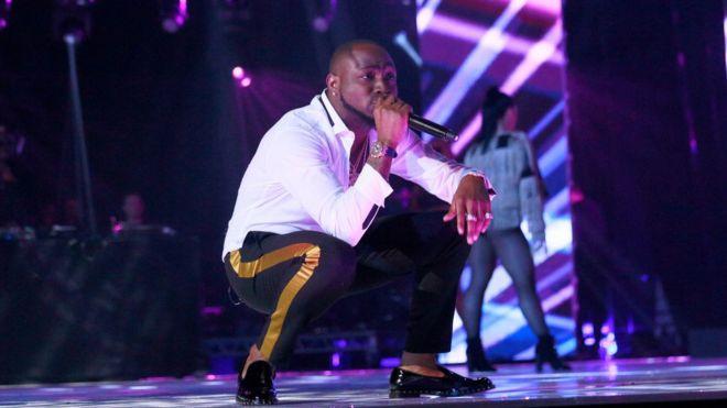 Davido 30 Billion Concert: 3 things wey fans wan see - BBC