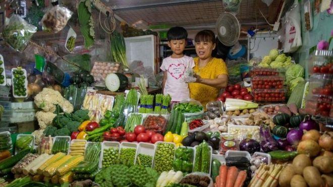 中国菜市场