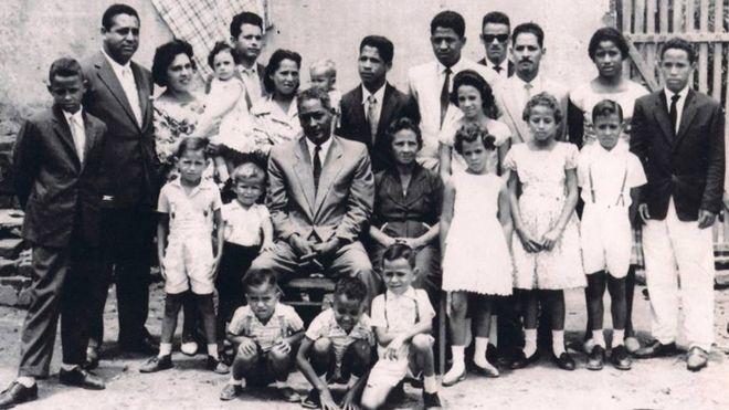 Família de Vânia Nascimento
