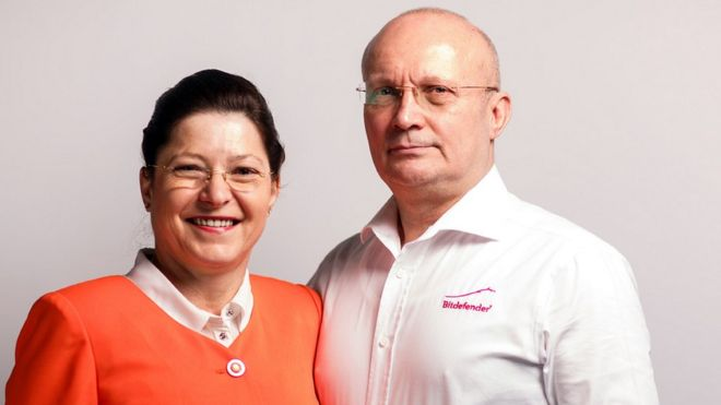 Florin and Mariuca Talpes