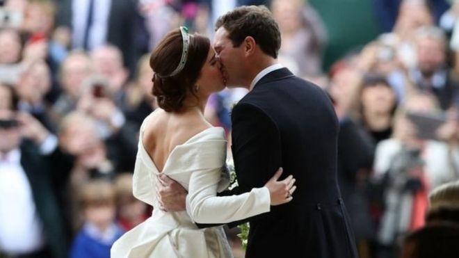 boda de la princesa eugenia de york: ¿cuánto cuesta y quién la paga