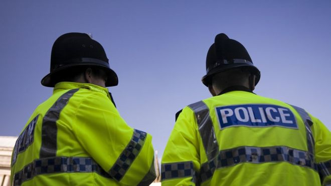 Have police numbers dropped? - BBC News