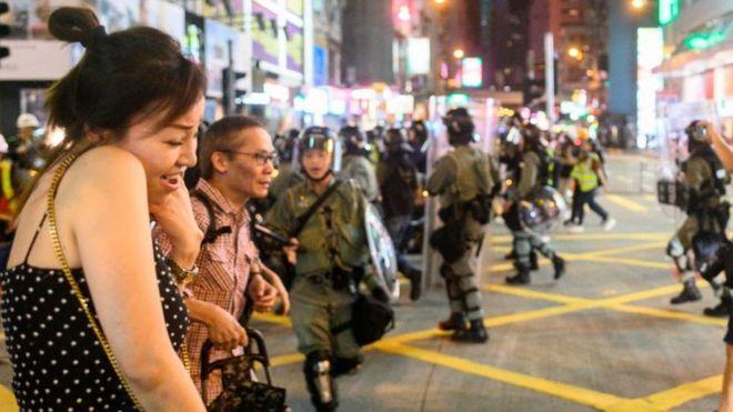 Telegram bảo vệ người biểu tình Hong Kong khỏi sự truy lùng của an ninh TQ