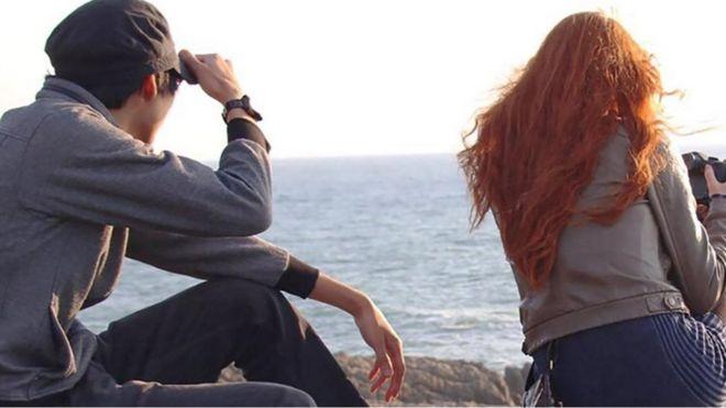 الزوجان راشيل وجون