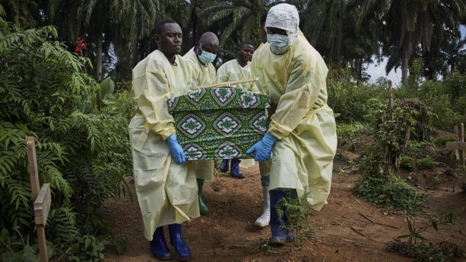 Ebola deaths in DRCongo at 2000