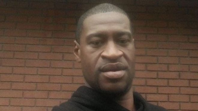 George Floyd, de 46 años, era padre de una niña de 6 años