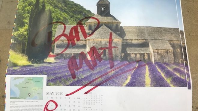 May 2020 Calendar With Holidays Uk.Bank Holiday Change Will Cost Calendar Maker 200 000 Bbc News