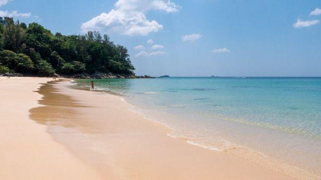 phuket beach in 2020 very beautiful