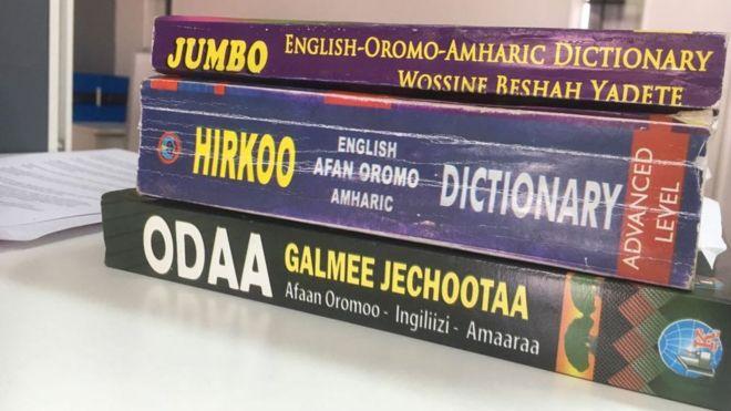 Afaan Oromoo afaan hojii mootummaa federaalaaf - BBC News