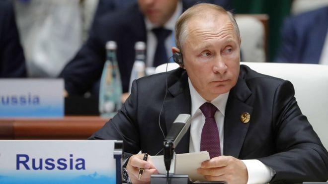بوتين قال إن العقوبات استنفدت الغرض منها