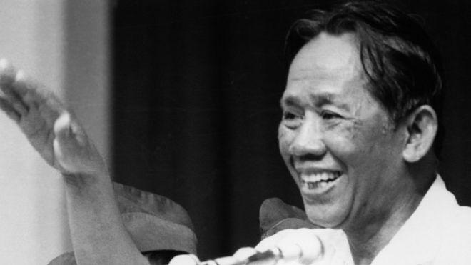 Ông Lê Duẩn là Bí thư Thứ nhất đảng Lao Động ở Bắc Việt giai đoạn vụ án xảy ra