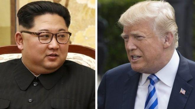 Ông Kim Jong-un và Donald Trump dự kiến sẽ có cuộc gặp vào 12/6