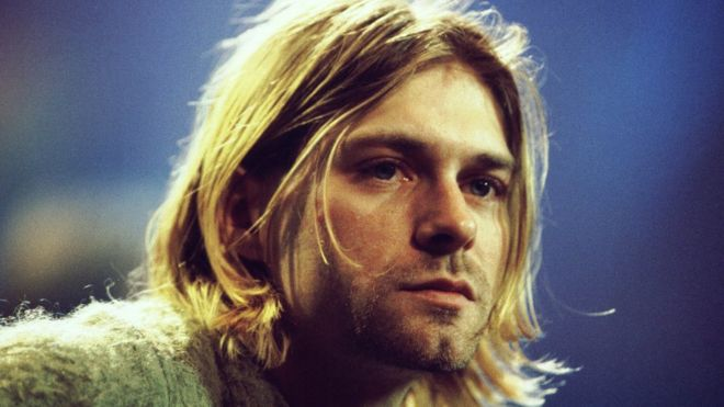 b977e36c9d Six reasons why we still love Kurt Cobain - BBC News