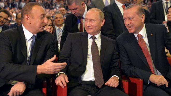 Rusiya prezdenti seçkidən sonra ilk xarici səfərini Türkiyəyə edir.