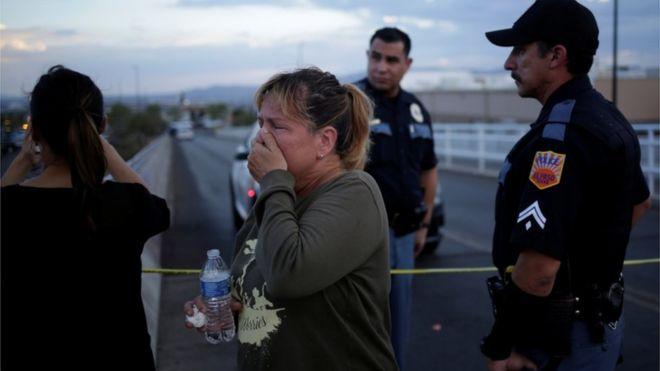 Resultado de imagen para Walmart en El Paso masacre