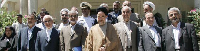 دولت محمد خاتمی