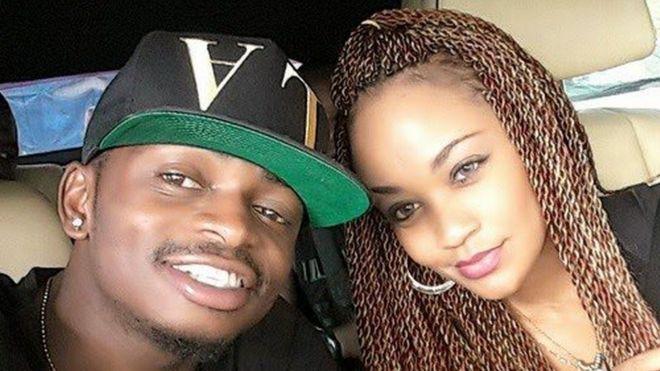 Msanii wa bongo fleva Diamond Platinumz na mpenziwe Zari Hassan