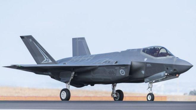 Data Jet Tempur Dan Angkatan Laut Australia Diretas Bbc News Indonesia
