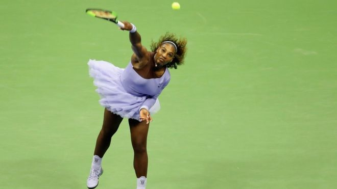 Us Open 2018 Is Amazon S First Serve Strong Enough Bbc News