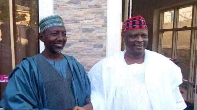Dalilan da suka sa ni fita daga PDP zuwa PRP - Takai - BBC News Hausa
