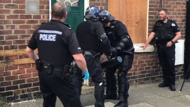 Durham Police raids: Three charged with supply of Class A