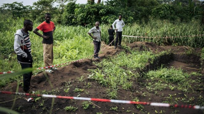 'At least 500 killed' in DR Congo attack