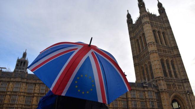 İngiltere'de 2. Brexit referandumu için yaklaşık 1,5 milyon imza toplandı