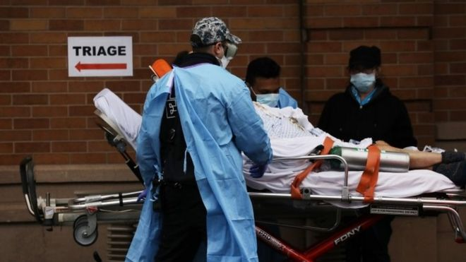 medical workers in brooklyn