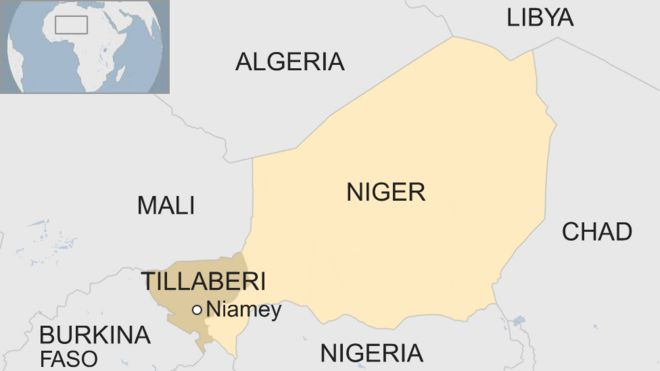 US soldiers killed in ambush in Niger - BBC News