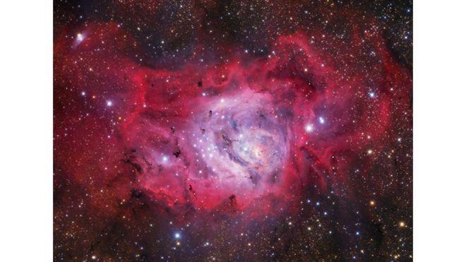 Nebulosa Laguna M8