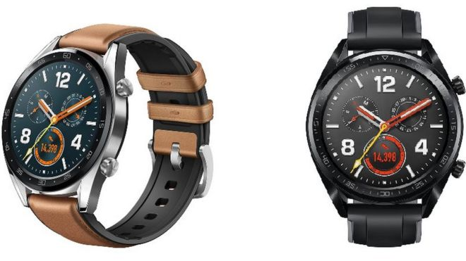 Huawei S Watch Gt Has No Time For Android S Wear Os Bbc News
