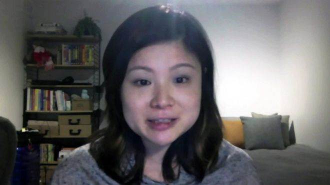 Chinese women on facebook