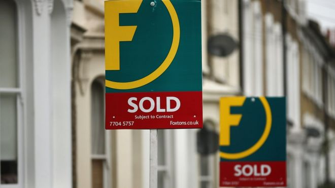 Foxtons warns London housing market in 'prolonged downturn