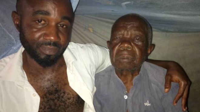 Nigeria's 100-year-old death-row inmate seeking pardon - BBC