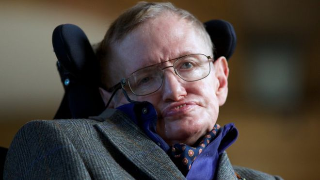 Stephen Hawking: Black holes, making science cool and being funny ...