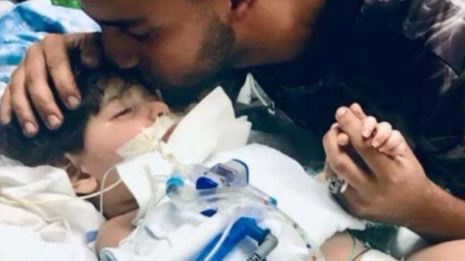 حظر السفر الأمريكي: يمنية تتمكن بعد عناء من دخول الولايات المتحدة لرؤية ابنها المحتضر