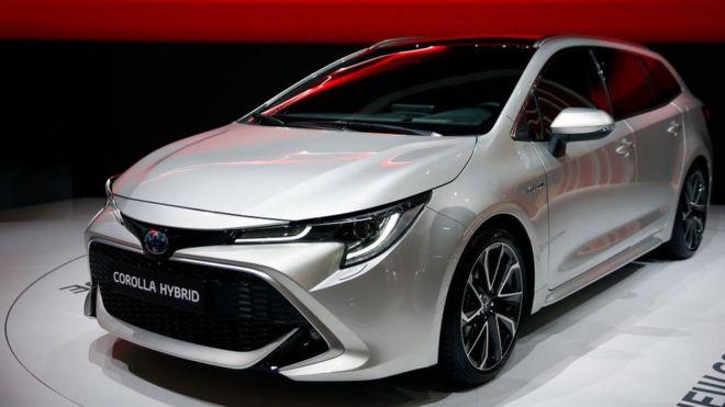 Build A Toyota >> Toyota To Build New Suzuki Car At Burnaston Factory Bbc News