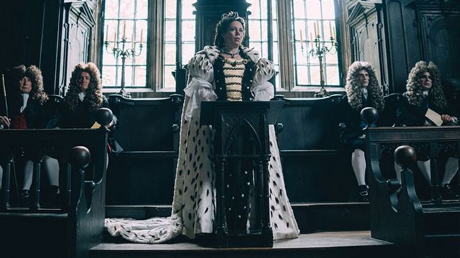 Image result for olivia colman the favourite images