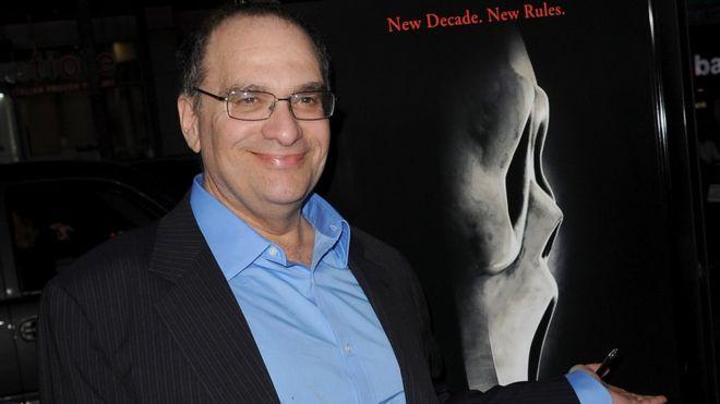 Executive producer Bob Weinstein in 2011