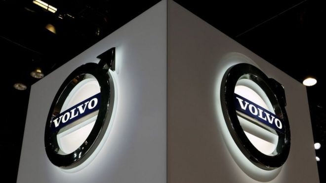 Volvo Recalls 70 000 Cars In The Uk Over Fire Risk Bbc News