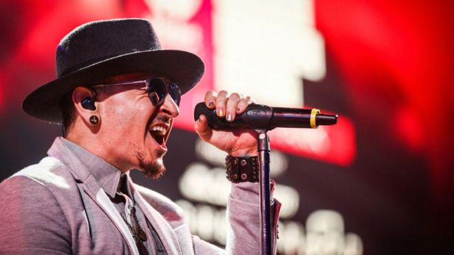 Linkin Park dominate charts after the death of Chester