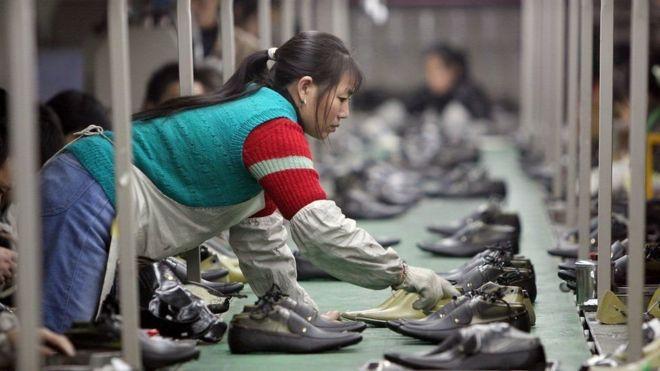 الصين تسجل أبطأ معدل نمو منذ 1990