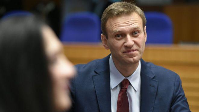ЕСПЧ признал домашний арест Навального политически мотивированным