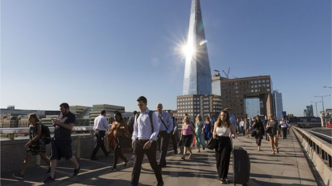 climate change uk summers could be over 5c warmer by 2070 bbc news