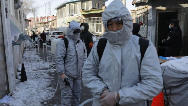 فيروس كورونا: منظمة الصحة العالمية تنصح جميع دول العالم بالاستعداد لوصول الوباء إليها