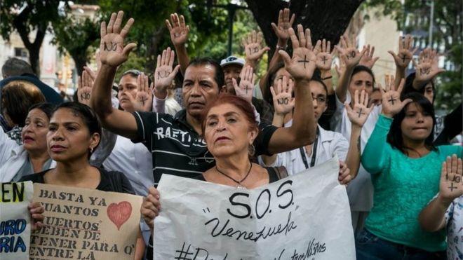 Venezuelan Scientist Offers Reality >> Venezuela Crisis Talks In Oslo Break Up Without Agreement