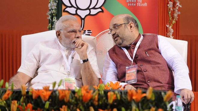भारतीय जनता पार्टी को उम्मीद थी कि वह इस बार अकेले दम पर महाराष्ट्र चुनाव जीत जाएगी लेकिन...