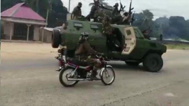 يقاتل المتشددون الجيش الموزمبيقي حول بالما منذ أيام